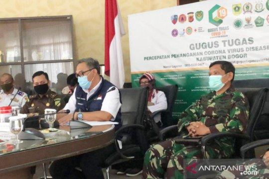 Kabupaten Bogor perpanjang PSBB 14 hari