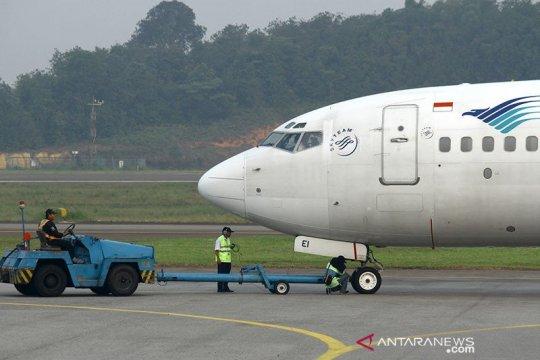 Dirut katakan yang bisa selamatkan Garuda hanya penumpang