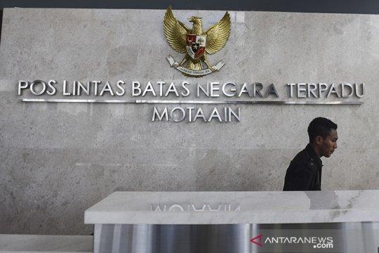 Pos lintas batas dengan Timor Lesta akan ditambah