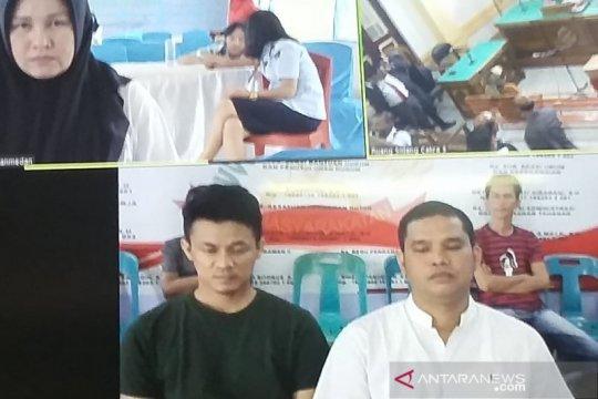 Pembunuh Hakim PN Medan divonis hukuman mati