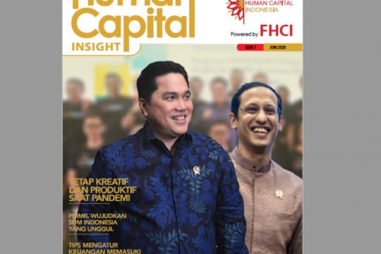Kementerian BUMN: EMagazine Human Capital Insight jadi referensi utama