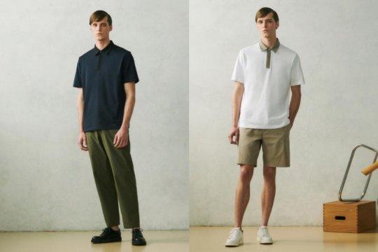 Uniqlo x Theory kolaborasi rilis koleksi baju pria