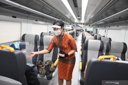 Sebulan beroperasi kembali, KA Bandara angkut 18.786 penumpang