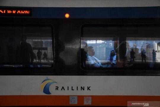 Kereta Api Bandara Soetta kembali melayani penumpang