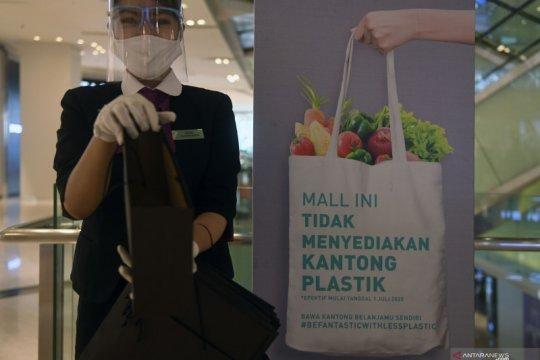 Aktivis: Larangan kantong plastik munculkan kearifan lokal
