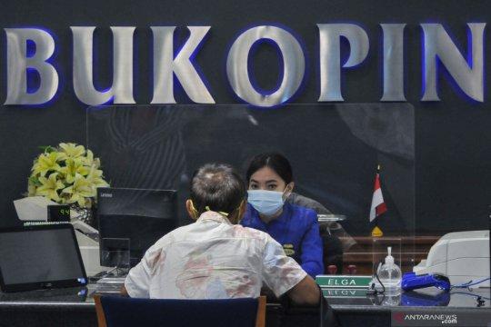 Dampak pandemi, Bukopin restrukturisasi kredit Rp24,5 triliun