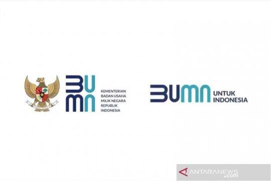 Erick Thohir ungkap makna dibalik perubahan logo kementerian BUMN