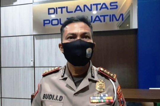 "Polisi akan terapkan kembali kawasan ""physical distancing"" di Surabaya"