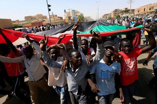 Sudan, lima kelompok pemberontak tanda tangani perjanjian bersejarah