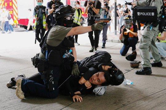 China tempatkan kepala keamanan nasional baru di Hong Kong