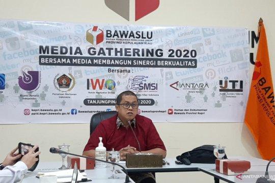 Bawaslu Kepri gandeng Cyber Crime Polri patroli media sosial