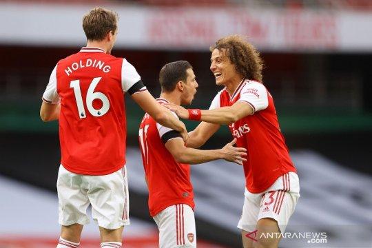 Arsenal dekati zona kualifikasi Eropa selepas gulung Norwich