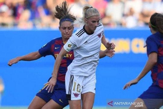 Merger dengan tim lokal, Real Madrid akan segera miliki tim putri