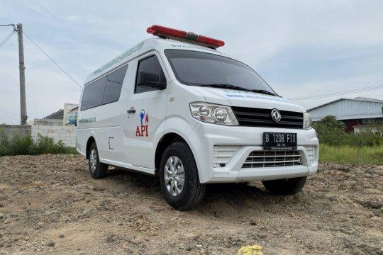 DFSK hadirkan ambulans pintar berbasis DFSK Super Cab