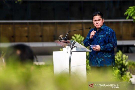 Menteri Erick kaji gabungkan perbankan syariah