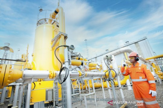 PGN implementasikan harga gas industri 6 dolar AS/MMBTU