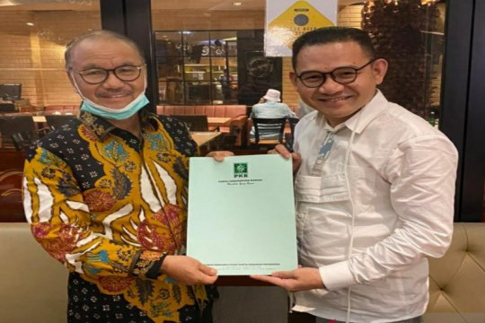 DPP PKB beri rekomendasi Surunuddin Dangga-Rasyid maju Pilkada Konsel
