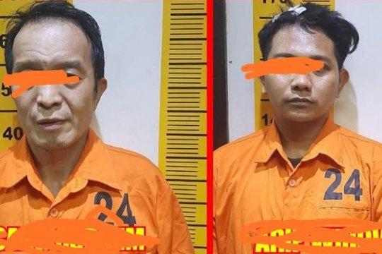Polisi ringkus WNA asal Korea sedang pesta sabu-sabu