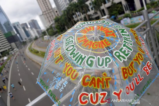 Sri Mulyani tegaskan Indonesia berkomitmen atasi perubahan iklim