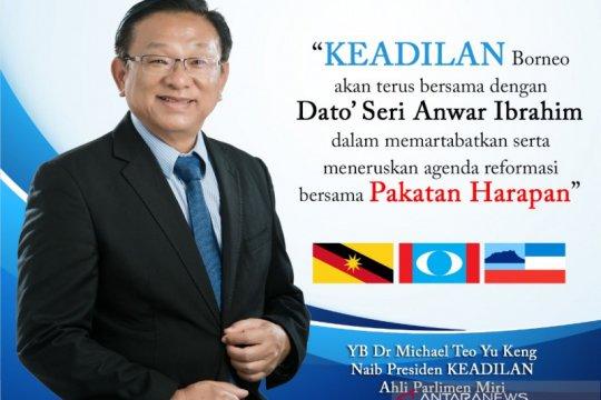 Keadilan Borneo dukung Anwar Ibrahim calon PM Malaysia