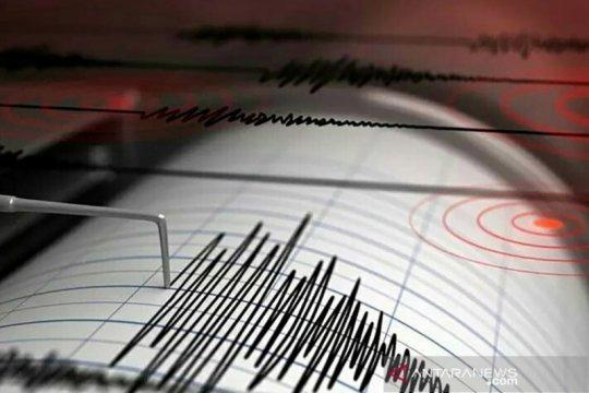 Gempa magnitudo 5.3 terjadi di Blitar Jatim