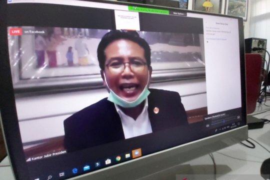 Jubir Presiden RI: Belajarlah penanganan COVID-19 dari Kabupaten Buol