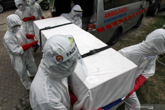 Polisi kenakan sanksi pelaku bawa kabur jenazah COVID-19 di Medan
