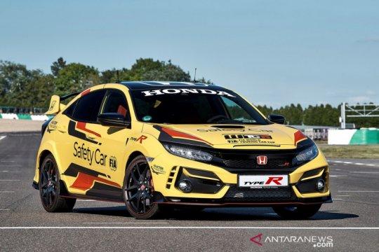 """Honda Civic Type R jadi """"safety car"""" WTCR 2020"""