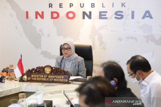 Di forum ILO, Menaker paparkan langkah Indonesia hadapi dampak pandemi