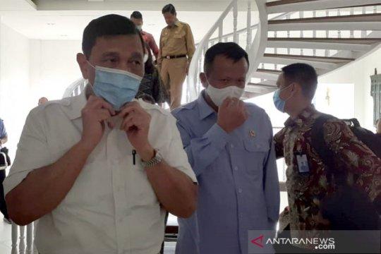 Luhut: Pemerintah libatkan pemda dalam lego jangkar di Kepri