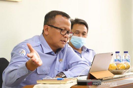 Menteri Edhy ingin sinergi penyuluh perikanan dan BUMN diperkuat