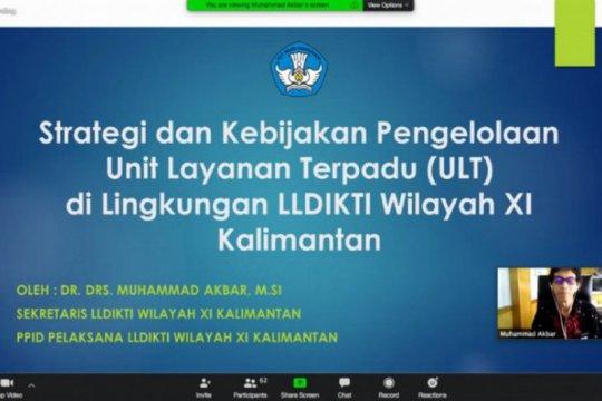 LLDIKTI Wilayah XI buka unit layanan terpadu daring selama COVID-19