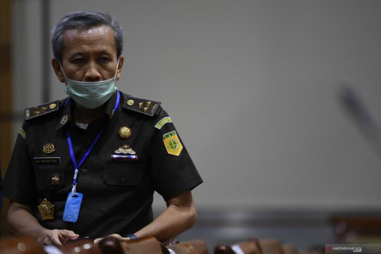 Kejagung tunggu inkrah untuk eksekusi rampasan aset Jiwasraya