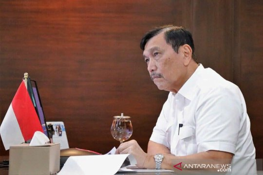 Luhut telepon Menlu Singapura terkait pariwisata Lagoi di Bintan