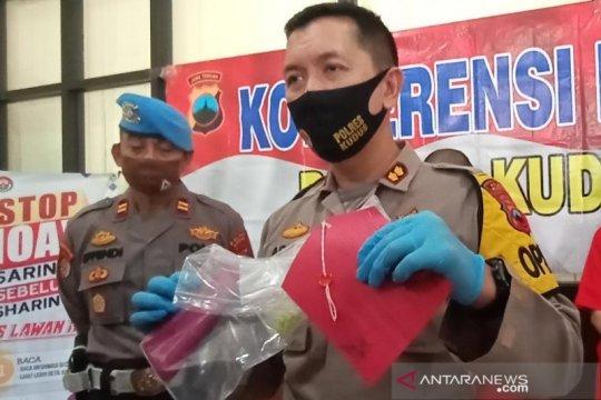 Polisi tangkap biduan dangdut karena konsumsi inex