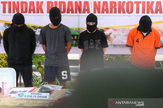 Kapolda NTB: Babat habis sindikat narkoba