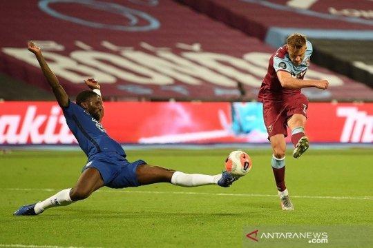 West Ham akui kehilangan 2 juta pound tiap pertandingan tanpa penonton