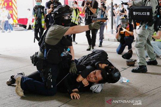 PBB prihatin terkait penahanan berdasarkan UU keamanan Hong Kong