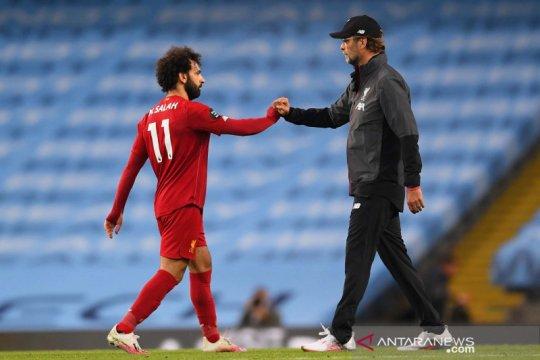 Jurgen Klopp tidak ragukan komitmen Mohamed Salah untuk Liverpool