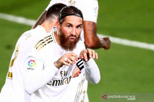 Klasemen Liga Spanyol: Real Madrid ungguli Barcelona empat poin