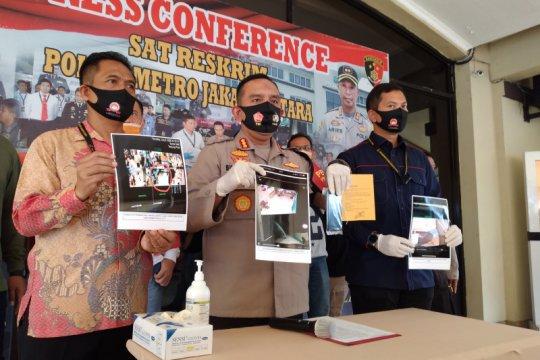 Polres Jakarta Utara tetapkan tersangka kasus asusila di Starbucks