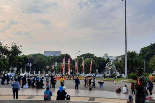 Usai berorasi, massa aksi PPDB DKI bubarkan diri