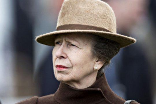 Rayakan ulang tahun ke-70, Putri Anne dibuatkan film dokumenter