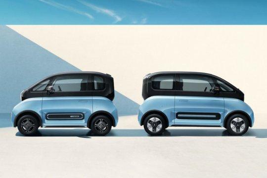 Baojun luncurkan dua kendaraan listrik di bawah Rp200 juta