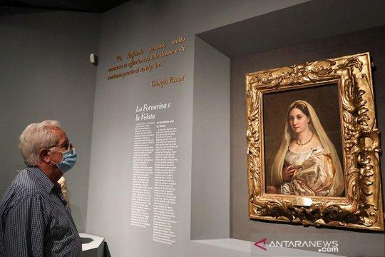 """Pameran """"Raffaello 1483-1520"""" kembali di buka untuk umum"""