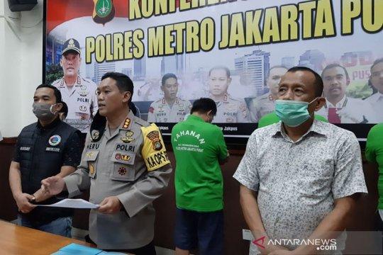 Polisi tetapkan lima tersangka pesta narkoba di Kepulauan Seribu