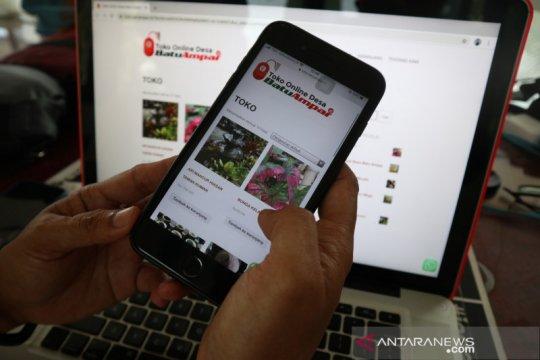 Desa ini bikin website jualan online gula aren, kopi, hingga rebung