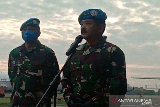 Prajurit TNI gugur, Panglima TNI akan evaluasi taktis di lapangan