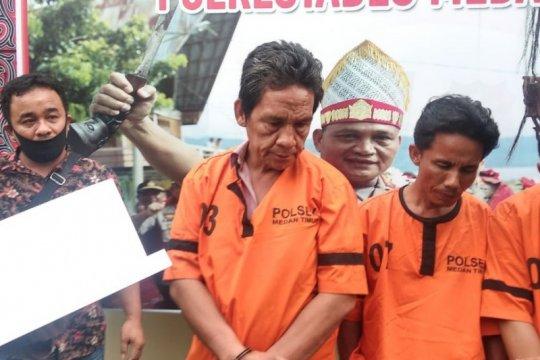 Serang polisi, Tersangka narkoba di Medan ditembak