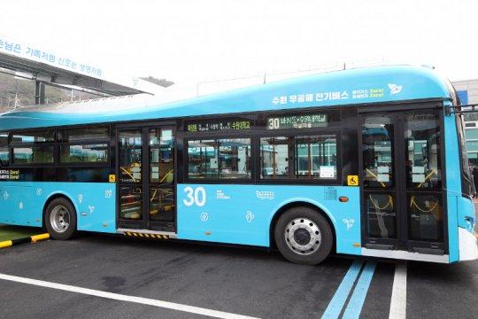 Wajib coba, transportasi ramah publik Provinsi Gyeonggi Korsel